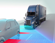 Detroit Assurance 4.0 Driver Training Series: Active Brake Assist - Full/Partial Braking Video
